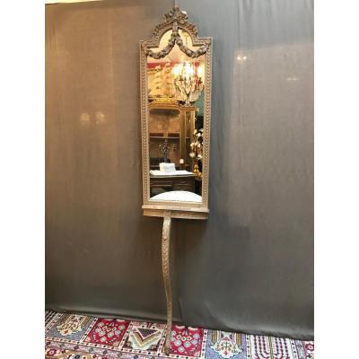 Console Et Son Miroir De Style Lxvi