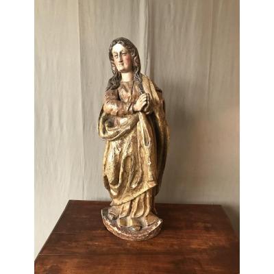 Virgin Mary 18th