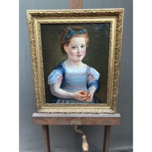 Portrait To Child