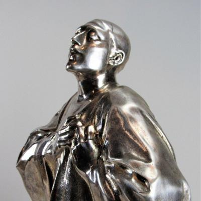 Pierrot / Mime Deburau - André César Vermaere (1869-1949)