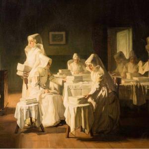 Les sœurs hospitalières de l'Hôtel Dieu de Beaune - Bail Joseph (1862-1921)