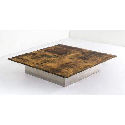Aldo Tura Coffee Table