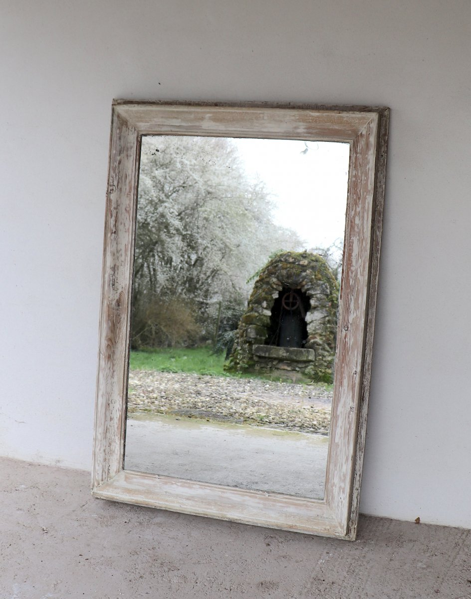 Large Directoire Mirror