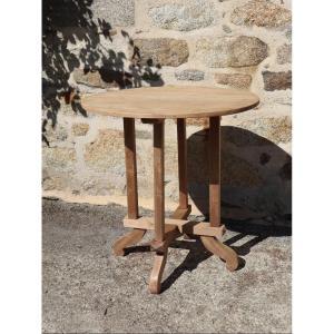 Table D'appoint Guéridon En Bois Design Brésil
