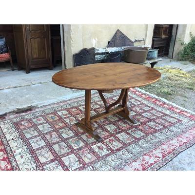 Grande Table De Vignerons époque 19emsiècle
