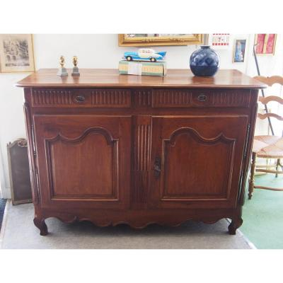 Buffet Louis XV Noyer 19ème