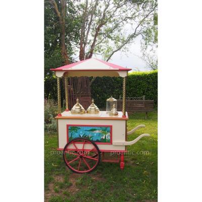 Retro Ice Cream Carts