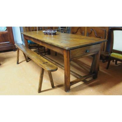 19th Century Country Table