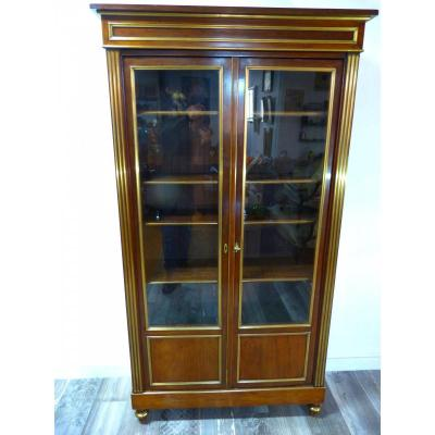 19th Mahogany Bookcases