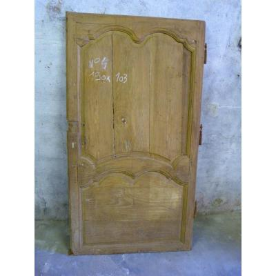 Door Louis 14 In Oak