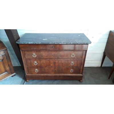 Commode Restauration Acajou