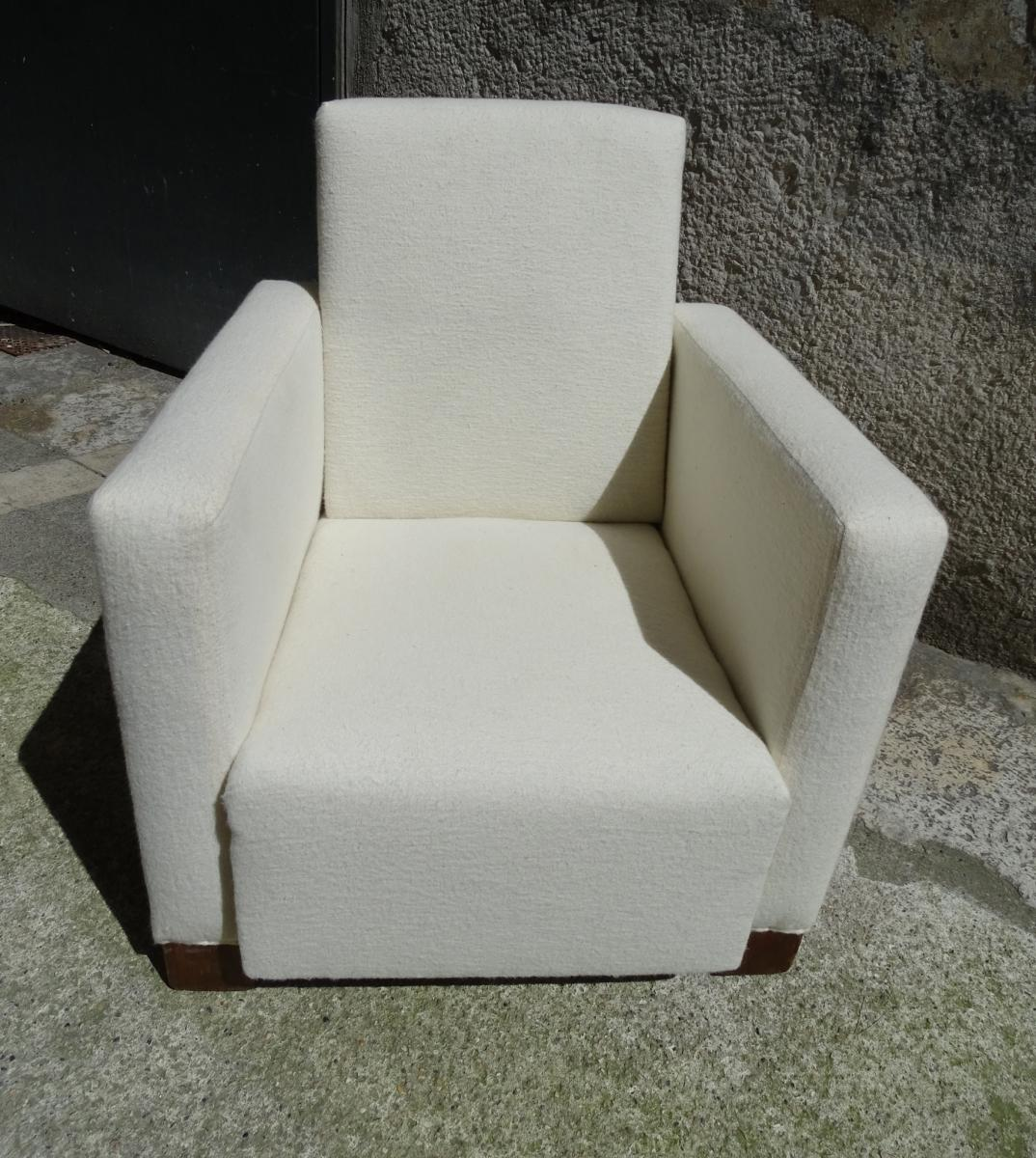 Child Club Armchair Early 20th