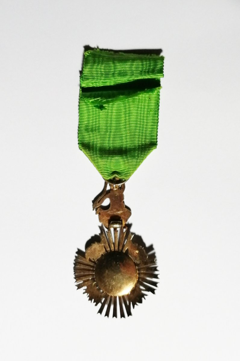 Médaille Ordre Royal Du Sowathara Cambodge-photo-3