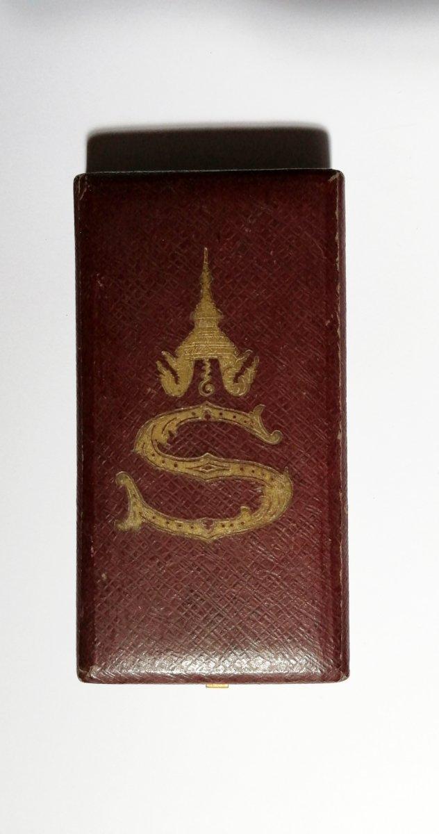 Medal Of King Sisowathe 1st Of Cambodia-photo-4