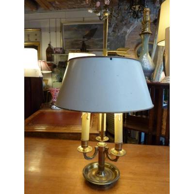 Bouillotte Lamp 3 Lights 20th
