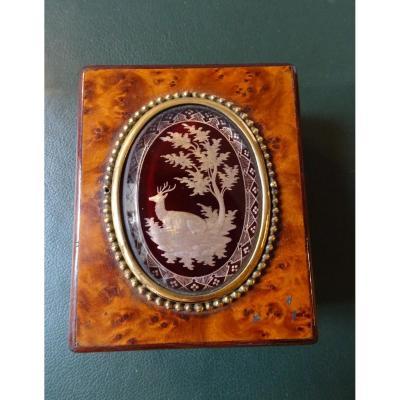 Porte-montre Napoléon III