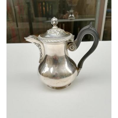 Silver Selfish Jug 19th