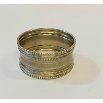 Silver Napkin Ring 20th