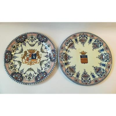 2 Plates From Giens 1936