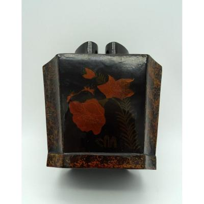 50s / 60s Chinese Lacquer Tea Box
