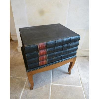 Easy Stool In Book Nineteenth Time