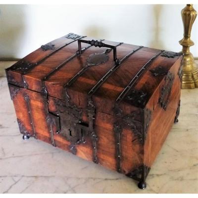 Regency Period Rosewood Veneer Box
