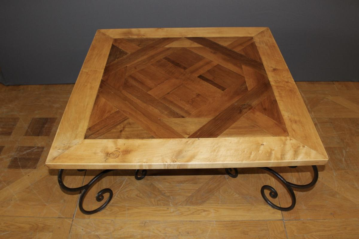 Parquet Low Table From Versailles