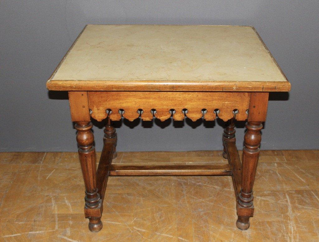 Table De Boucher 1900