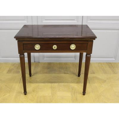 Table d'Architecte Dite à La Tronchin d'époque Directoire