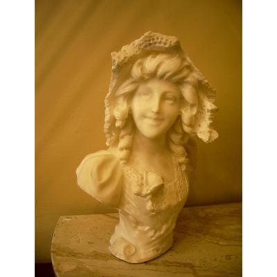Bust Woman 1900