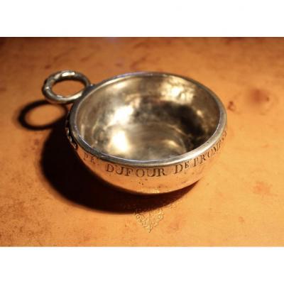 Taste Vin In Sterling Silver Poinçon Vieillard