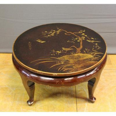 Table Basse En Laque De Chine Vers 1930