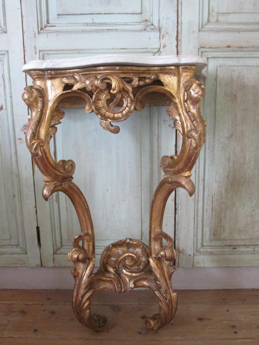 Console Louis XV Era