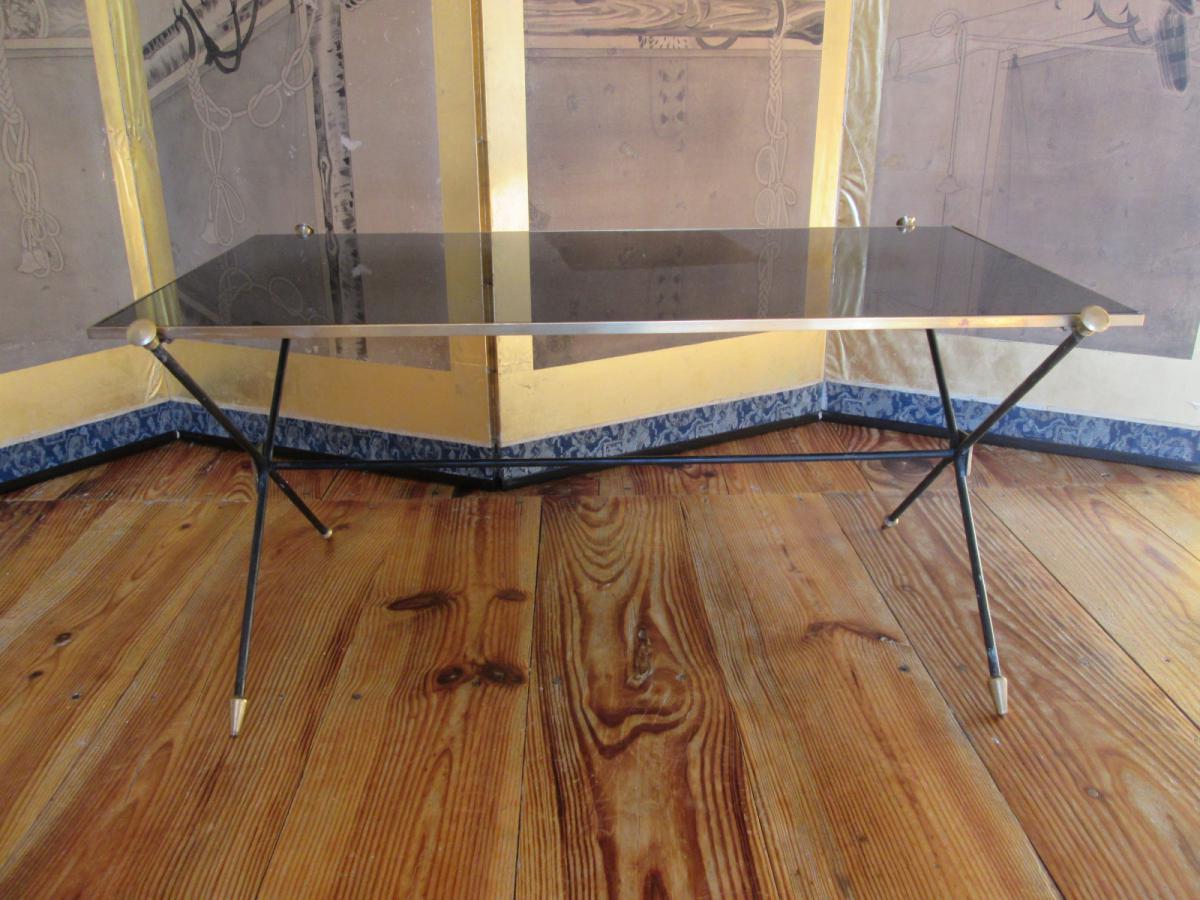 Table Basse Attribué à La Maison Jansen