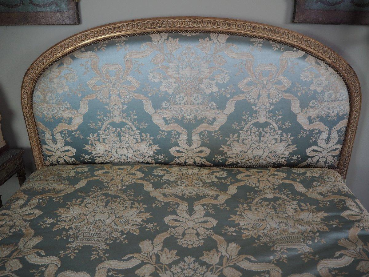 Lit De Style Louis XVI,  pour matelas de 140 x 200 cm-photo-4