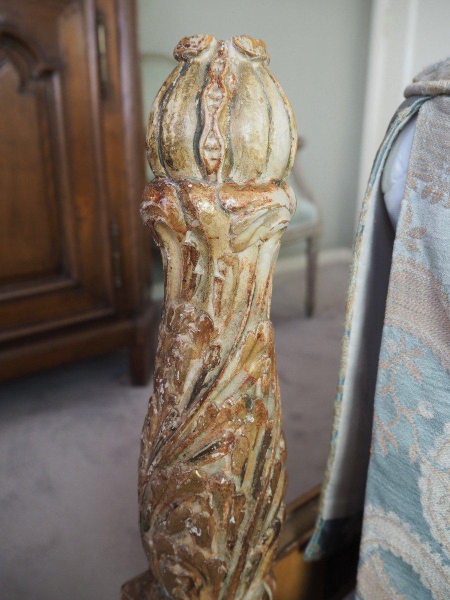 Lit De Style Louis XVI,  pour matelas de 140 x 200 cm-photo-3