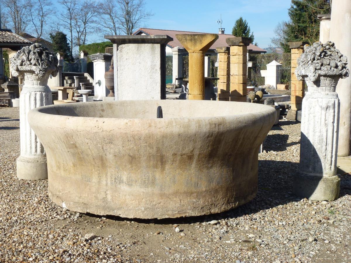 Bassin de fontaine XIXéme S.