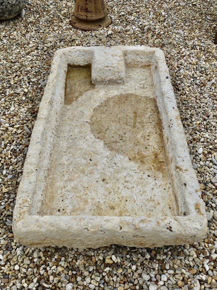 Former XIXth Century Fountain Basin.