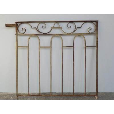Wrought Iron Gate XVIII Th.