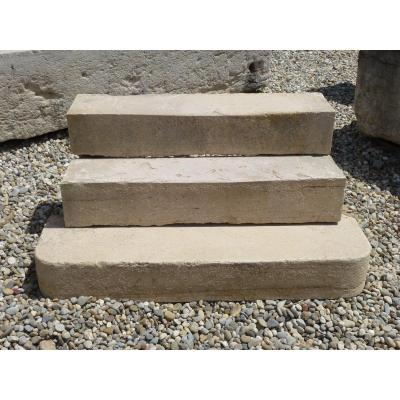 Small Stone Staircase XIXth C.