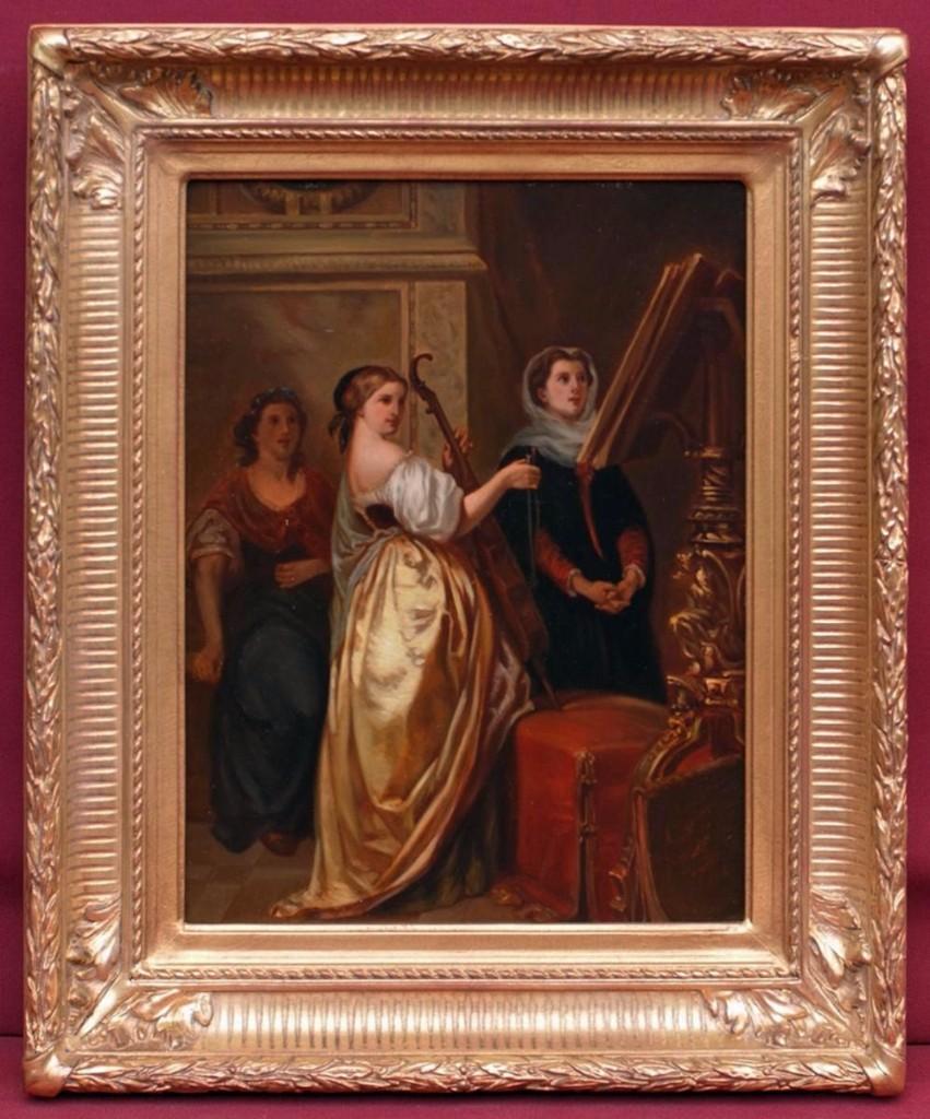 Attribué à Charles-Antoine BARON (1816-1885)