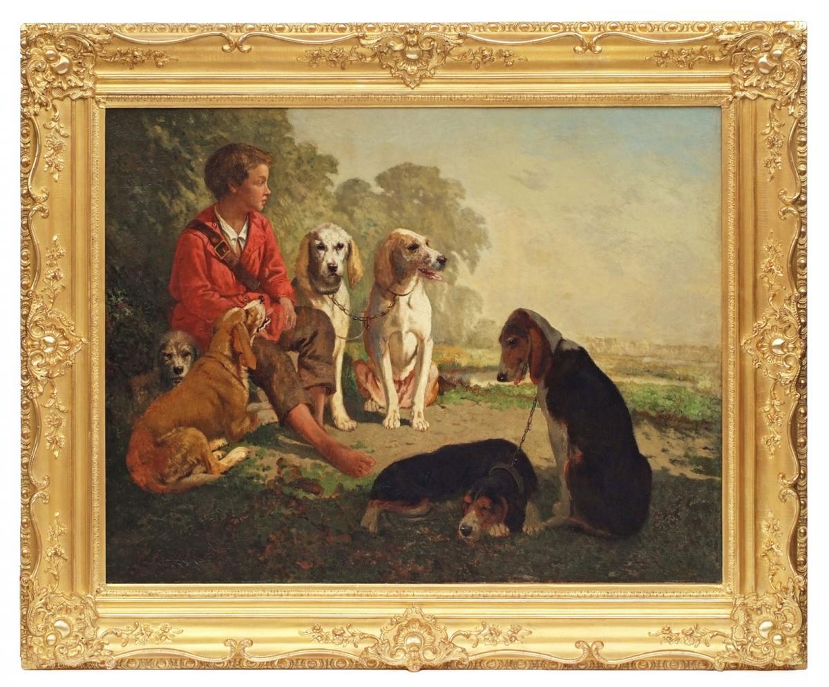 Joos Vincent De Vos (1829–1875)