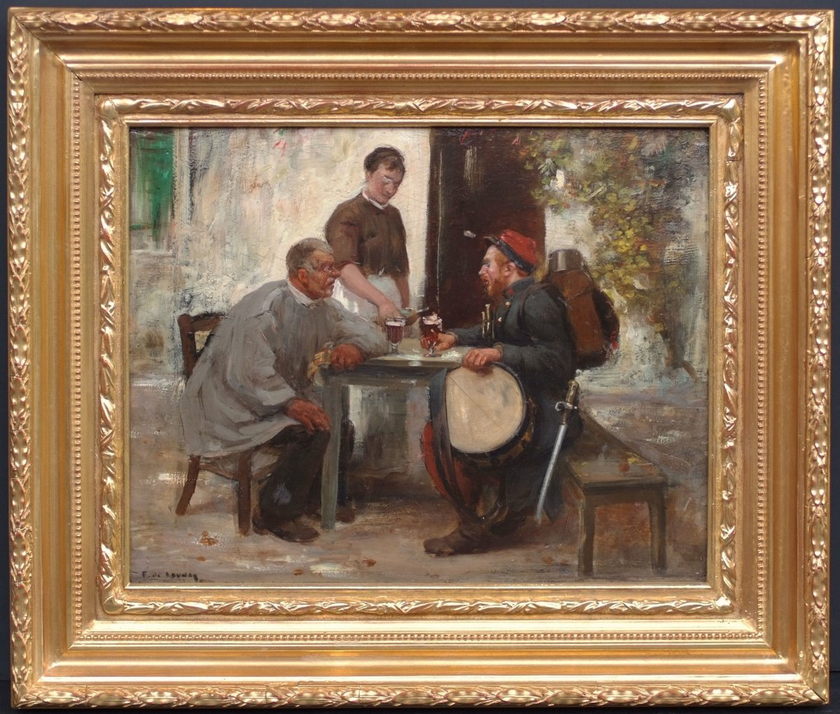 De Launey Fernand (19th Century)