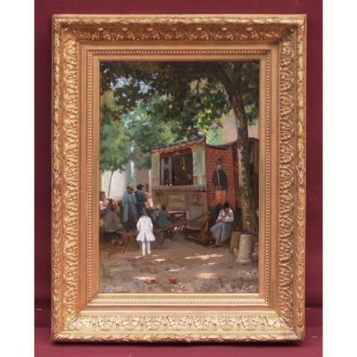 Martin Des Amoignes, Paul Louis (1850-1925)