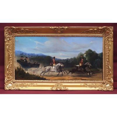 Luna, Charles De (1812-1866)