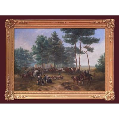 Knip August (1819 - 1859)