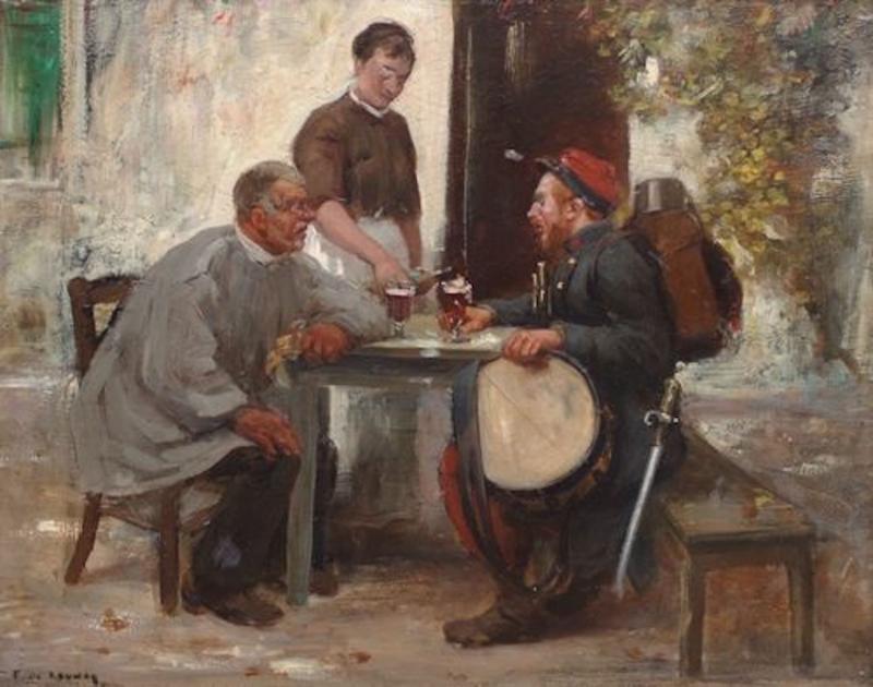 De Launey Fernand (19th Century)-photo-4