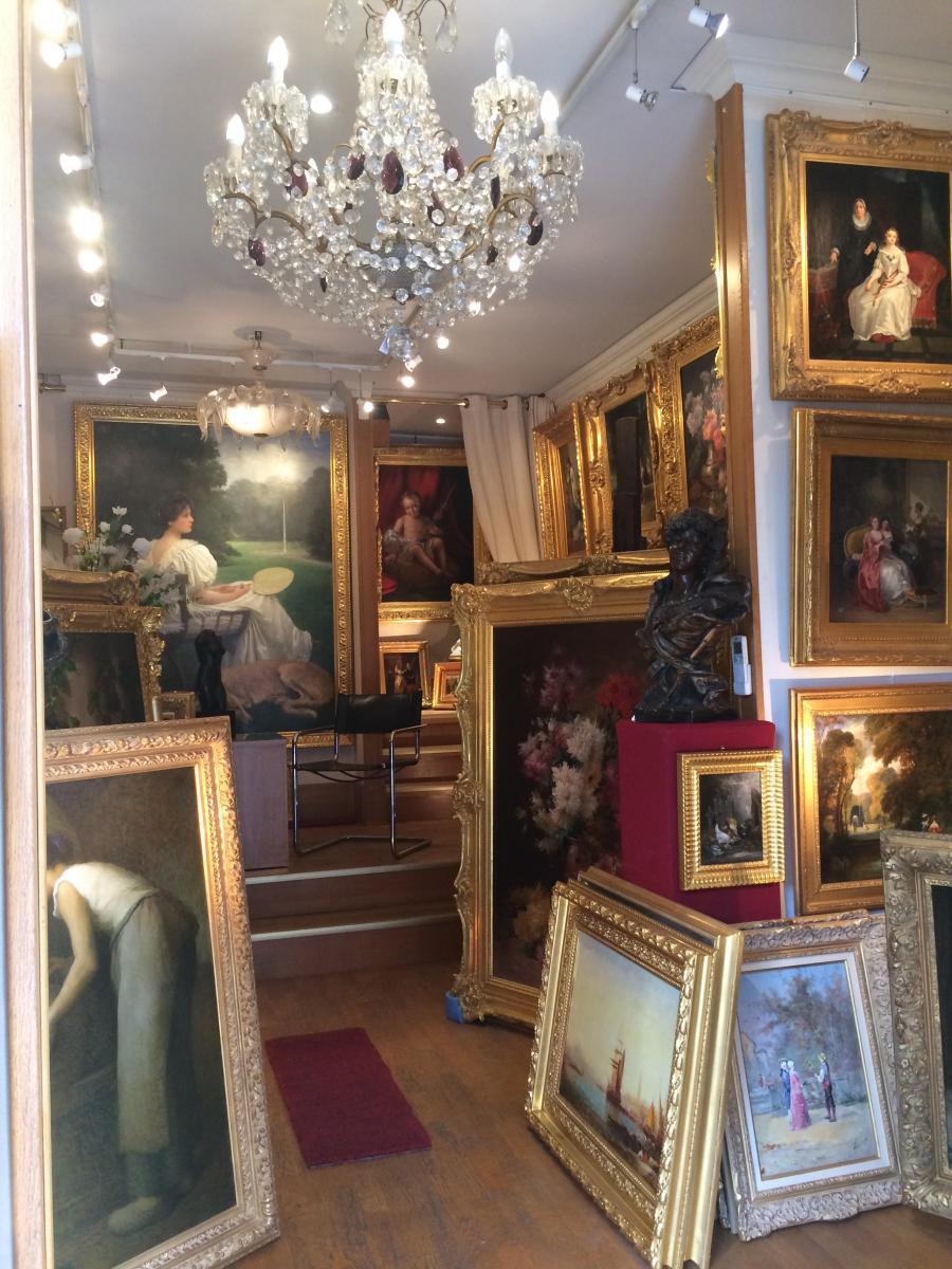 Galerie Claudie Alberio