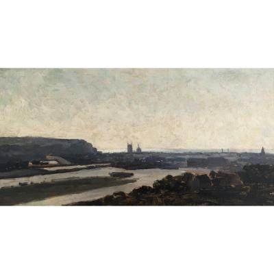 Suiveur De Paul Huet - Fécamp, Vers 1890