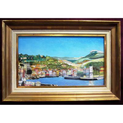 Port de Cassis, Gilbert Tyran